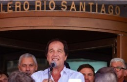 Tras el abandono de Vidal, Basteiro asumió al frente de Astillero Río Santiago