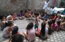 """Merendero """"Sonrisas"""": Colecta de caramelos y juguetes para festejar el Día de Reyes"""