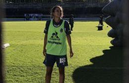 Victoria Sisterna y el debut en el Bosque.