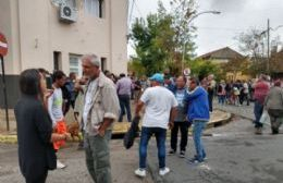 Semana signada por el conflicto de los trabajadores comunales.