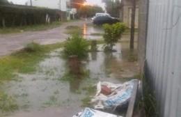 Pese a las intensas lluvias, no hay evacuados