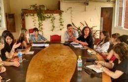 Quedó conformada la Mesa de Gestión sobre Género, Mujer y Diversidad, Niñez y Adolescencia