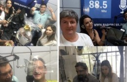 Última emisión de la octava temporada BerissoCiudad en Radio: ¡Gracias!
