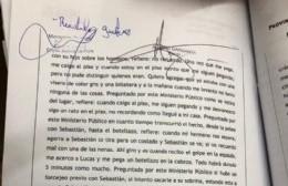 Changarín detenido en la Comisaría Cuarta: La familia de Lucas Ladriel pide su liberación