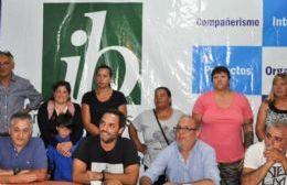 Se inauguró un nuevo local del Movimiento Evita en apoyo a Mincarelli