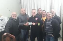 """Langone donó el premio de """"Quién Quiere Ser Millonario"""" a Bomberos"""