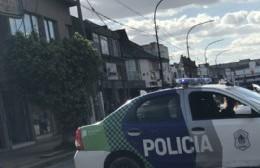 Accidente múltiple en Montevideo y 14