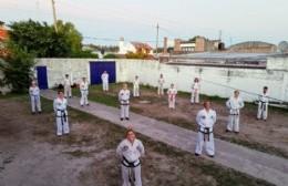 Con taekwondo y patín, el Club Villa Zula se puso en movimiento
