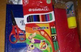 El Sindicato de Municipales entregó más de 1200 kits escolares
