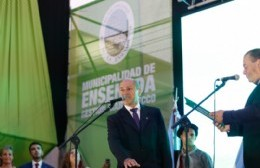 Secco asumió su quinto mandato en Ensenada
