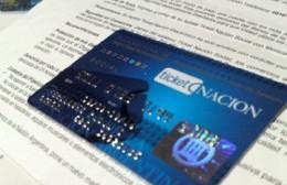 Contiúa el operativo de renovación de tarjetas azules