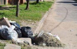 Recolección de residuos: Retención de tareas y quejas vecinales