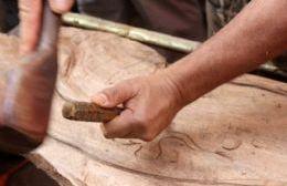 El Vivero Municipal será sede de la jornada de capacitación de talla en madera