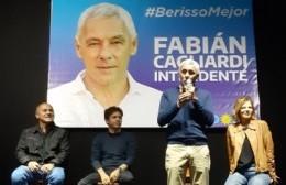 """Fabián Cagliardi: """"Sabemos qué hay que hacer para sacar adelante a Berisso"""""""