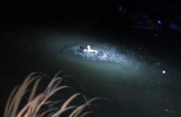 Ladrón intentó escapar por el Canal Génova, pero fue capturado