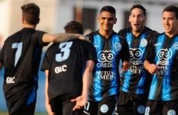 Fue 1 a 0 ante Justo José de Urquiza (foto: Prensa VSC).