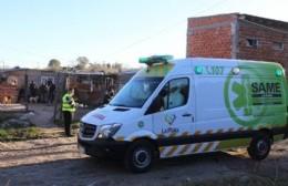 La Plata: nuevos controles en el barrio del menor fallecido que dio positivo en Covid-19 y se encontraba en el hospital de La Ribera
