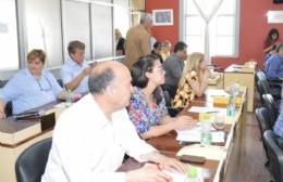 El homenaje a Néstor Juzwa repercutió en el seno del Concejo Deliberante