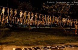 Fotos: gentileza de la Comisión Permanente por la Memoria de Berisso.