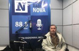 Gerardo Zyromski, presidente electo.