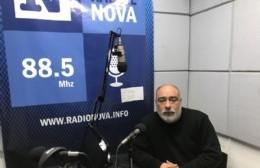 El precandidato a intendente por Consenso Federal, en el aire de BerissoCiudad en Radio.