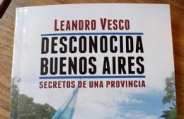 """La Escuela N° 23 recibió ejemplares del libro """"Desconocida Buenos Aires"""""""