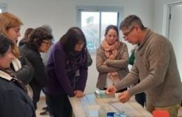 Capacitación en nuestra ciudad sobre implementación de test rápidos de sífilis