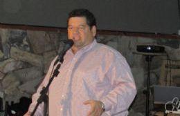 Jorge Nedela, intendente de Berisso.