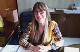 """Aldana Iovanovich: """"Estamos a disposición para colaborar en todo"""""""