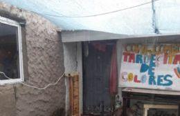 El desesperado pedido de los vecinos en medio de las inclemencias climáticas
