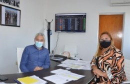 """Cagliardi pidió colaboración de los ediles para el seguimiento de contagios: """"Necesitamos el aporte de todos"""""""