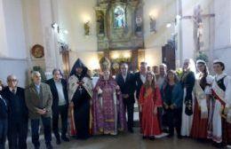 Celebración del Madagh armenio