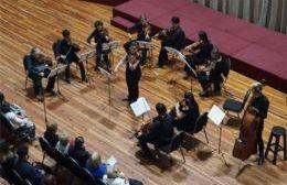 La Camerata de la Orquesta Escuela de Berisso se presenta en La Plata
