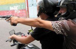 Dispararon desde una moto, sin mediar palabra.