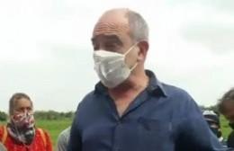 Corte en Ruta 15 y 74: manifestantes disconformes con la respuesta de Epeloa