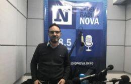 """Rendición de cuentas: Sebastián Mincarelli objetó la """"clausura del debate propuesta por Amiel"""""""
