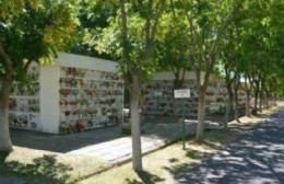 Reabrió el Cementerio y se aplica protocolo para la visita