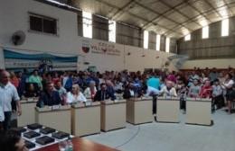 Jura de concejales y consejeros escolares