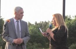 Cagliardi juró como intendente y mañana será el turno de los funcionarios de su Gabinete