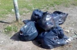 Los Talas: Sin de recolección de residuos ni abastecimiento de agua