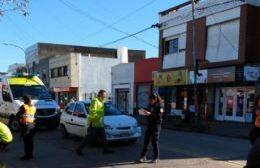 La semana arrancó con un accidente múltiple en Montevideo y 19