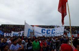 La marcha contra el G20, reunión por la Soberanía Alimentaria y conformación de la red de instituciones