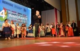 Con todo el colorido, se realizó la presentación de las Embajadoras Culturales Infantiles