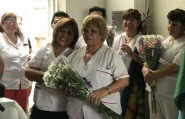 Hospital Larraín: Homenaje y reconocimientos por el Día de la Enfermería