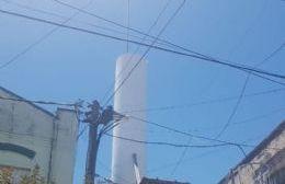 Nueva instalación de antenas preocupa a la comunidad