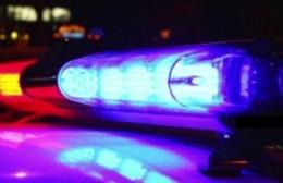 Jóvenes delincuentes detenidos en otra madrugada violenta