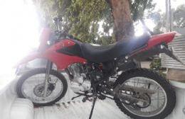 Robó una moto en La Plata y fue atrapado en Berisso