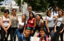 La ESB 13 de El Carmen cerró con una obra jornada educativa en La Plata