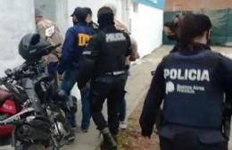 Allanamientos y detención luego de una serie de robos en comercios locales