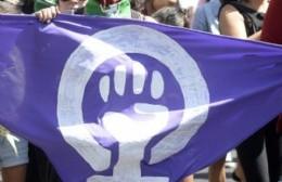 """Paro internacional feminista también en Berisso: """"No es un día de festejo, es un día de lucha"""""""